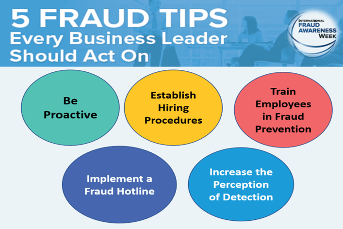 5 FRAUD TIPS Every Business Leader Should Act On