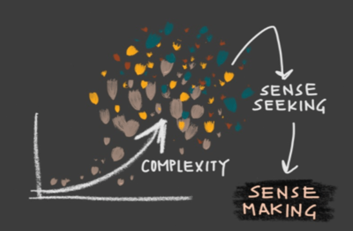 Sense-making, A Core Competency for Internal Auditing?