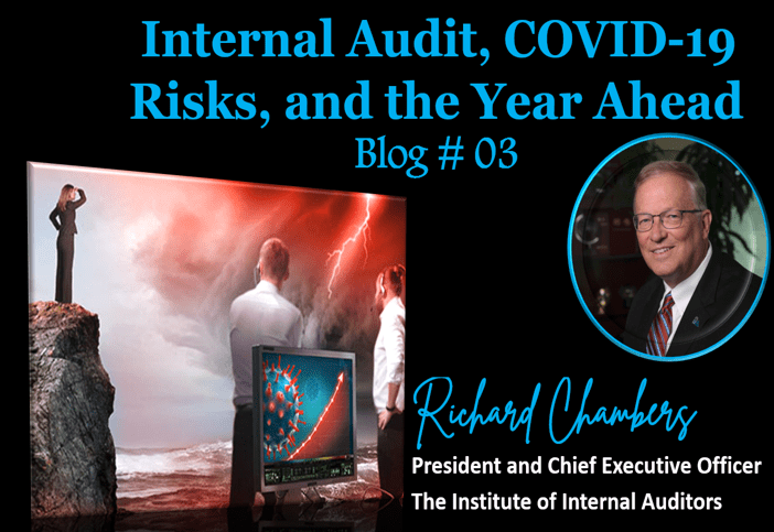 Internal Audit, COVID-19 Risks, and the Year Ahead