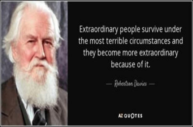 Successful People Push Through Adversity