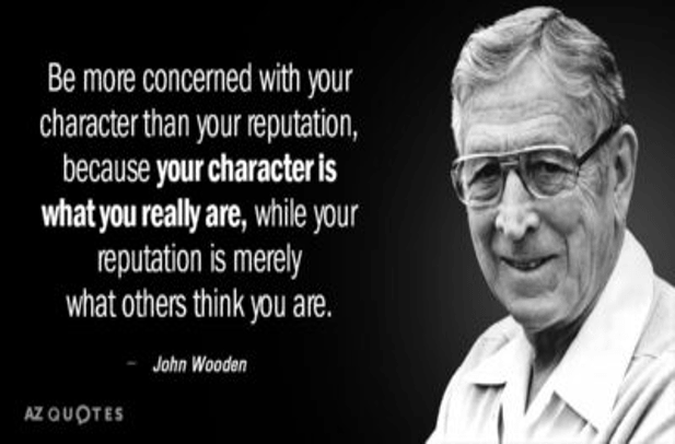 The Importance of Good Character