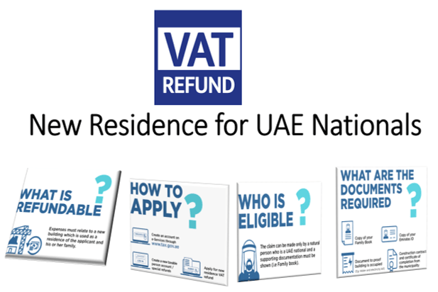 New Residence VAT Refund Scheme for UAE Nationals