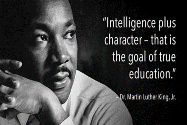 Intelligence Plus Character – The Purpose of Education