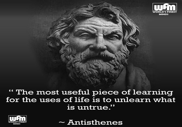 Unlearn What is UnTrue!